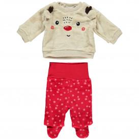 Baby Set bestehend aus Sweatshirt und Hose