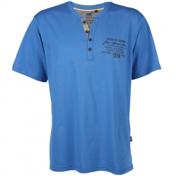 info for 878be 551f2 Herren Shirt mit Knopfleiste