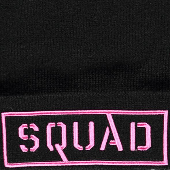 "Herren Beanie ""Squad"""