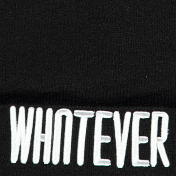 "Herren Beanie ""Whatever"""
