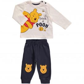 Baby Jungen Pyjama mit lustigem Print