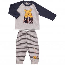 Jungen Pyjama mit Winnie Pooh Print