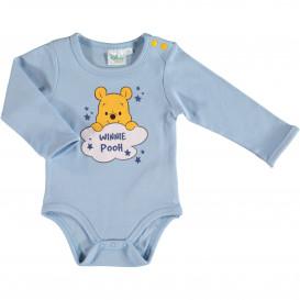 Baby Langarmbody mit niedlichem Print