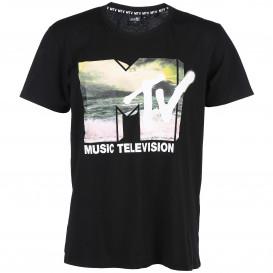 Herren Shirt mit großem Print