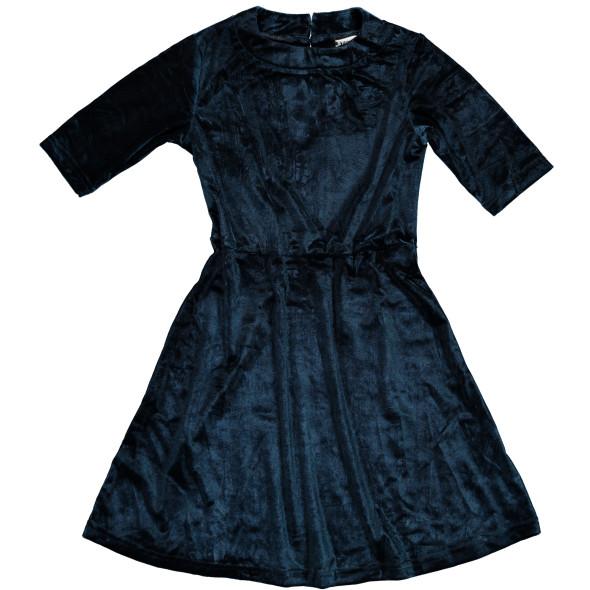 Mädchen Kleid in weichem Samt