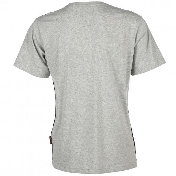 Herren Shirt mit Netzeinsatz
