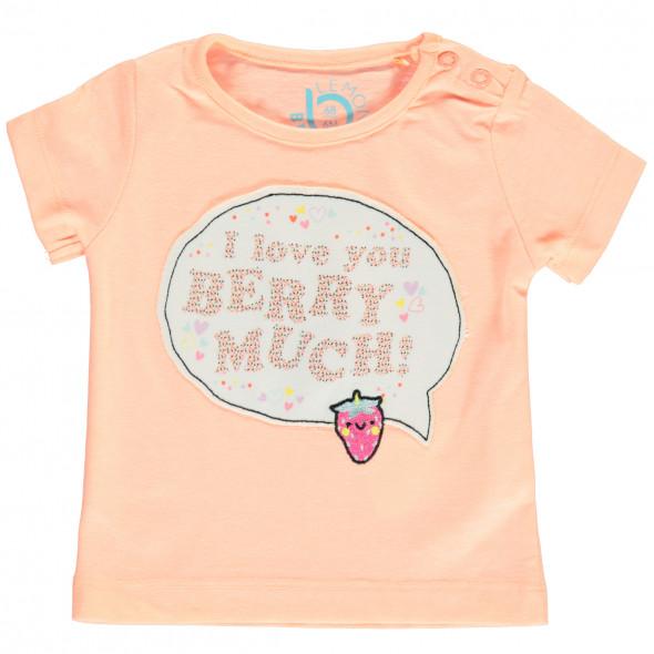 Baby Mädchen Shirt mit Applikation