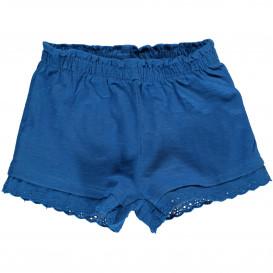 Baby Mädchen Shorts mit kleiner Spitze