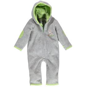 Baby Trachten Fleece-Overall