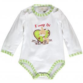 Baby Trachten Langarm-Body