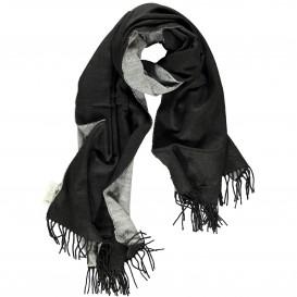 Damen Strick-Schal mit Fransen