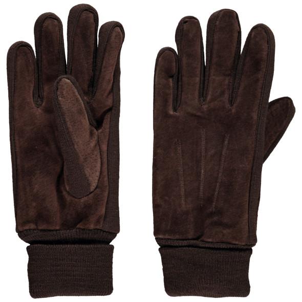 Herren Veloursleder Handschuhe