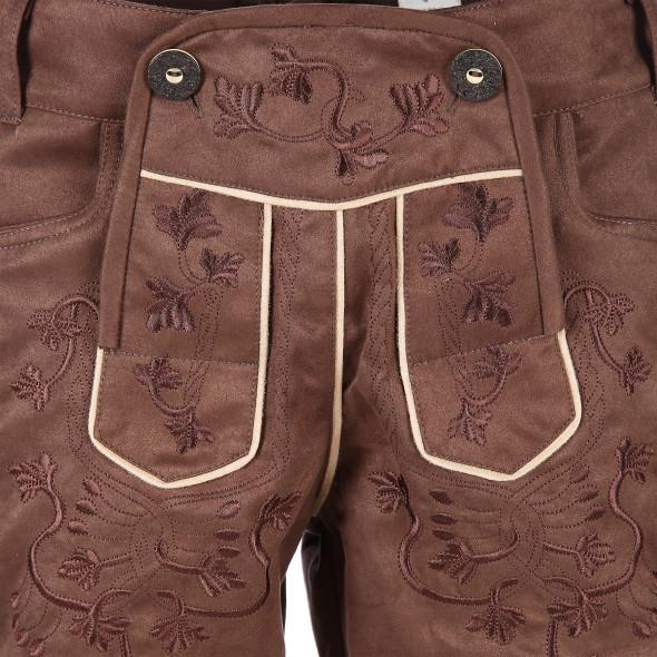 Herren Trachtenhose in kurzer Form
