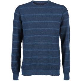 Herren Pullover im Streifen-Look