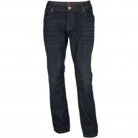 Herren Jeans in klassischer, gleichmäßige Färbung