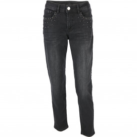 Damen Jeans mit Schmucksteinen