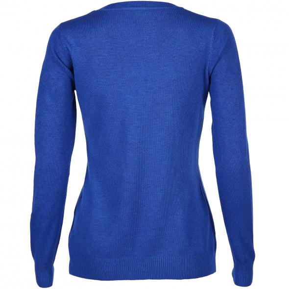 Damen Pullover in elastischer Qualität