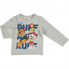 Jungen Shirt mit Frontprint