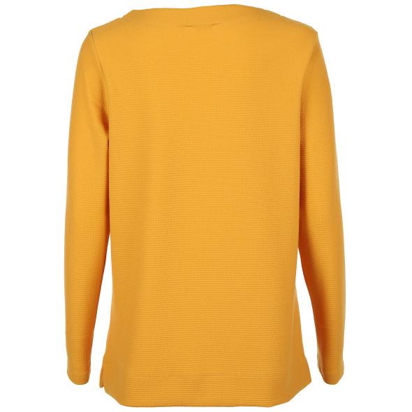 Damen Jaquard Sweatshirt