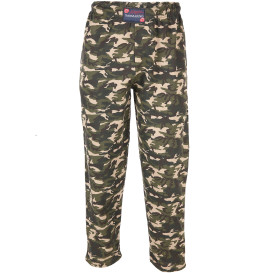 Herren Sporthose mit Camouflage Muster