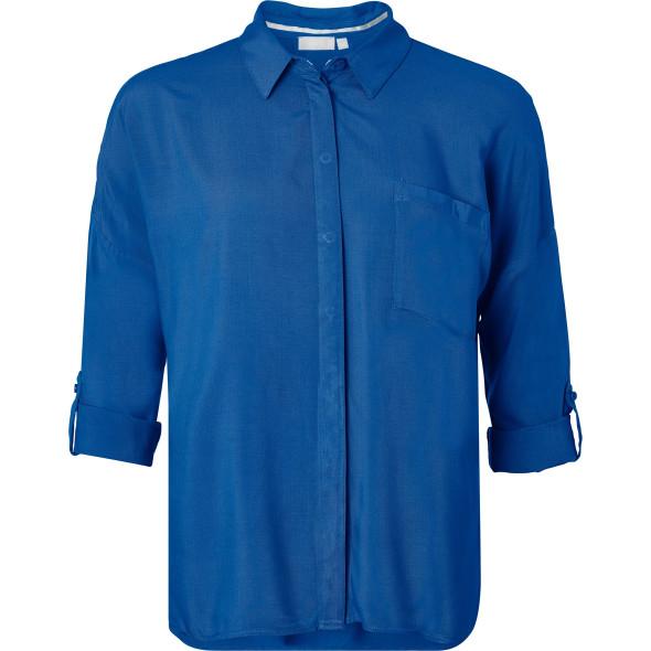 Damen Bluse aus leichtem Stoff