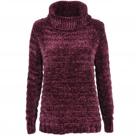 Damen Turtleneckpullover