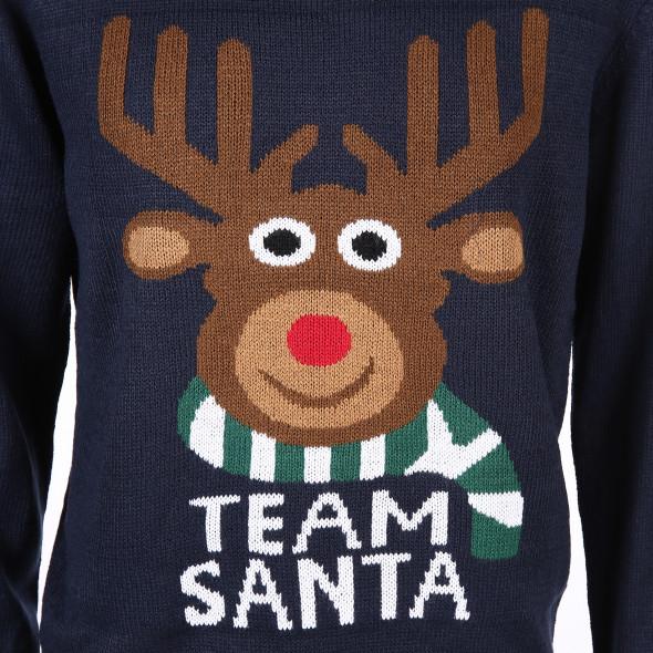 Herren Weihnachtspullover