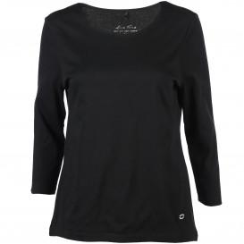 Damen Interlock-Jersey Shirt