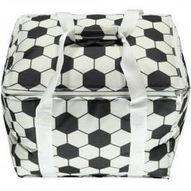 Kühltasche im Fussball Design 41x31x33cm