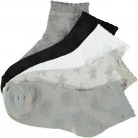 Damen Socken im 5er Pack