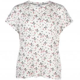 Große Größen Shirt mit Allover Print