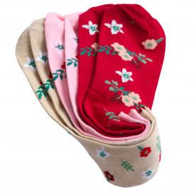 Damen Trachten-Socken 3er-Pack