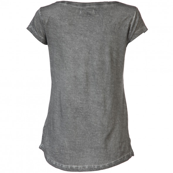 Damen Top mit Pailletten