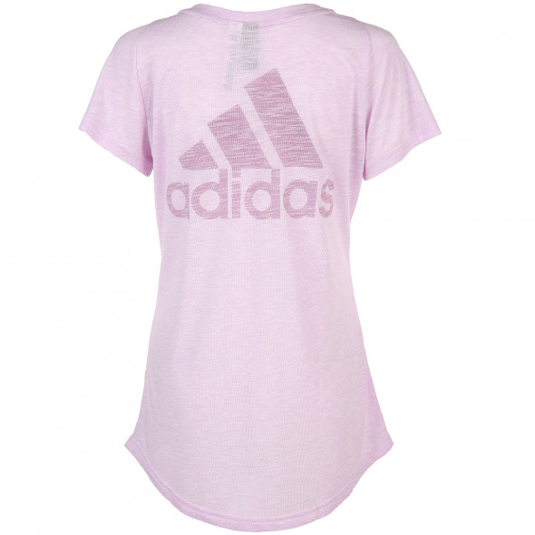 Damen Sport Shirt mit V-Ausschnitt