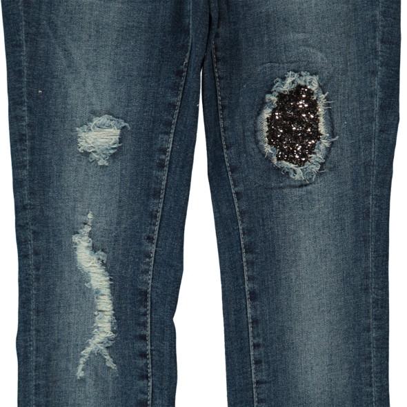 Mädchen Jeans mit hübschen Details