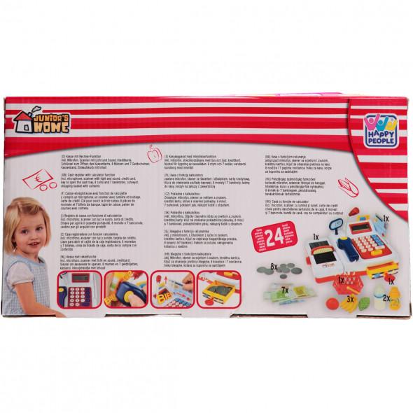 Spielzeugkasse mit Rechner-Funktion
