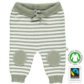 Baby Strickhose mit Gummibund