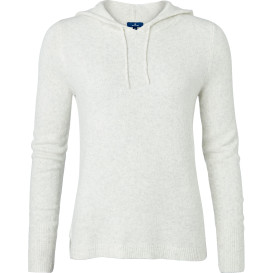 Damen Sweater mit Kapuze