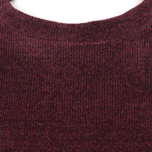 Damen Chenille Sweatshirt