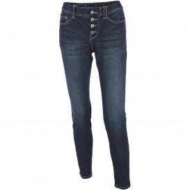 Damen Jeans im Crash-Look