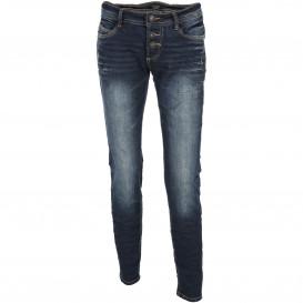 Damen Jeans mit Köpfen