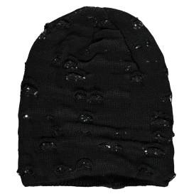Damen Mütze mit Fleece-Futter