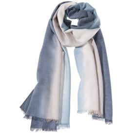 Damen Schal mit Farbverlauf