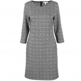 Damen Kleid mit klassischem Muster
