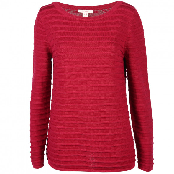 Damen Pullover in feinem Strick