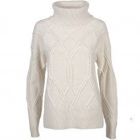 Damen Pullover mit Rollkragen