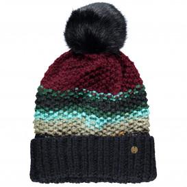 Damen Mütze mit Bommel