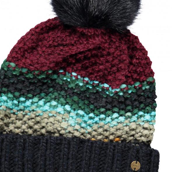 Online bestellen gut kaufen Repliken Damen Mütze mit Bommel