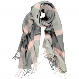 Damen Schal im Colorblocking