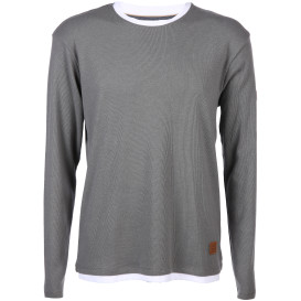 Herren Shirt in 2 in 1 Optik
